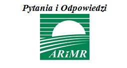 Pytania iodpowiedzi ARiMR